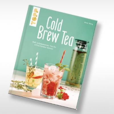 AOK Vigo Gewinnspiel: Cold Brew Tea Bücher zu gewinnen