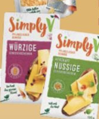 Vegan für mich Gewinnspiel: Simply V Paket zu gewinnen