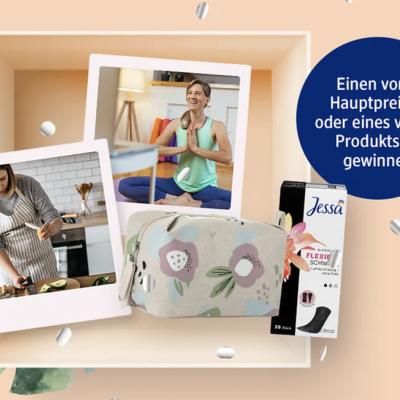 dm drogeriemarkt Gewinnspiel: Yogakurs, Kochkurs und viele weitere Produktpakete zu gewinnen
