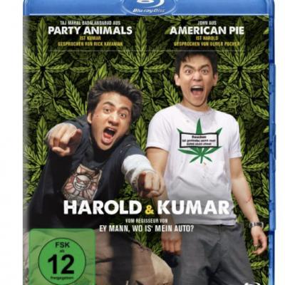 """Event-Magazin Gewinnspiel: """"Harold & Kumar"""" auf Blu-ray zu gewinnen"""
