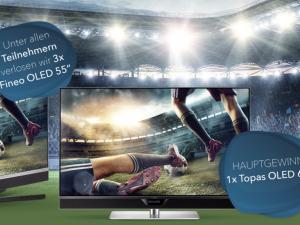 Metz Gewinnspiel: OLED TV zu gewinnen