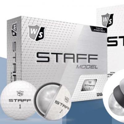 GOLF'n'STYLE Gewinnspiel: Wilson Staff Golfbälle zu gewinnen