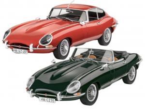 TV MOVIE Gewinnspiel: Jaguar E-Type Set von Revell zu gewinnen
