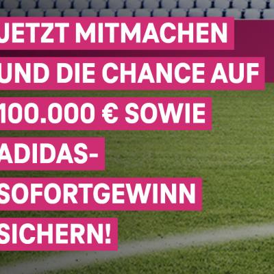 Telekom Gewinnspiel: München-Reise und 100.000 Euro zu gewinnen