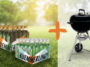 GQ Magazin Gewinnspiel: Weber Grill und Kuemmerling Produktpaket zu gewinnen