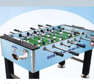 GEFAKO Gewinnspiel: Tischkicker zu gewinnen
