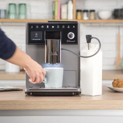 GQ Magazin Gewinnspiel: Melitta Kaffeevollautomat zu gewinnen