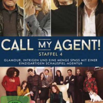 """Vogtland-Anzeiger Gewinnspiel: """"Call my Agent! – Staffel 4"""" auf DVD zu gewinnen"""
