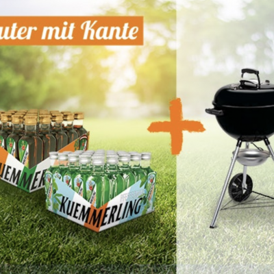 Autozeitung Gewinnspiel: Weber Grill zu gewinnen