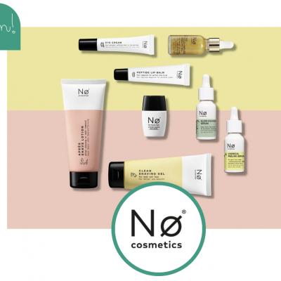 COUCH Gewinnspiel: Nø Cosmetics zu gewinnen