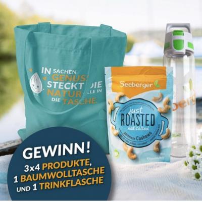 COUCH Gewinnspiel: Seeberger Produktpaket zu gewinnen