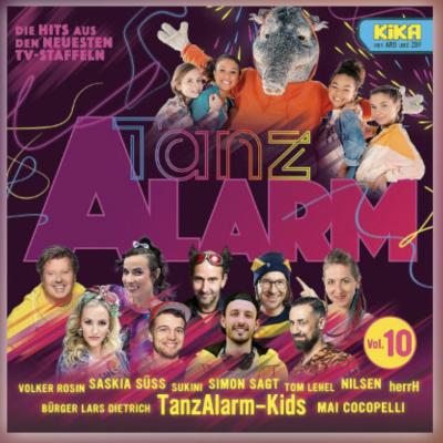 HappySpots Gewinnspiel: KIKA TanzAlarm CD zu gewinnen