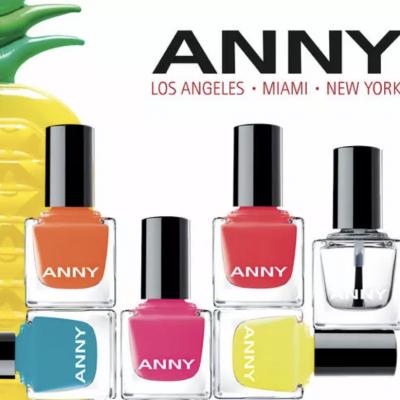 FÜR SIE Gewinnspiel: ANNY Nagellack Collection zu gewinnen