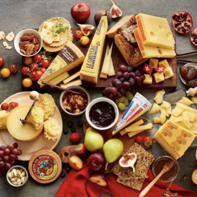 essen & trinken Gewinnspiel: Schweizer Käse Paket zu gewinnen