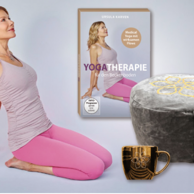 TVdirekt Gewinnspiel: Yoga-Wellness-Set zu gewinnen