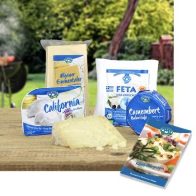 Utopia Gewinnspiel: Käse-Grill-Pakete zu gewinnen