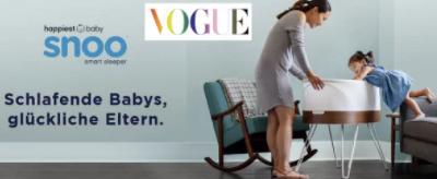 VOGUE Gewinnspiel: Babywiege zu gewinnen