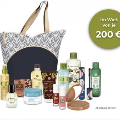 Yves Rocher Gewinnspiel: BAUHAUS Gutscheine, Yves Rocher Beauty-Sets zu gewinnen