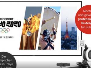 Vodafone Gewinnspiel: Cobra XTR Rudergerät zu gewinnen