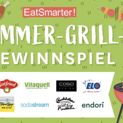 EatSmarter Gewinnspiel: Grill-Sommerpaket zu gewinnen