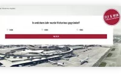 Victorinox & SWISS Gewinnspiel: Fluggutscheine und Reisekoffer zu gewinnen