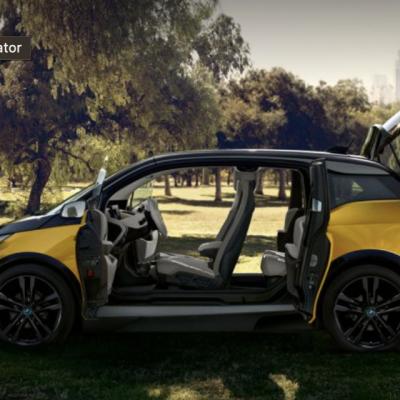 BMW Gewinnspiel: BMW i3 zu gewinnen