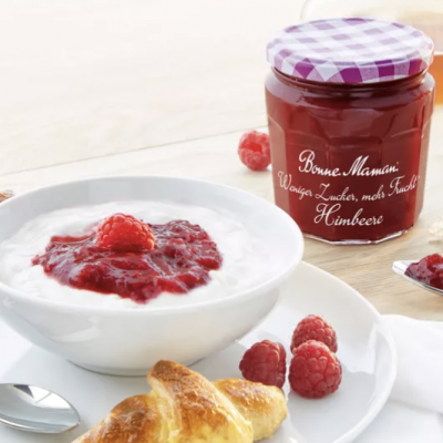BUNTE Gewinnspiel: Bonne Maman Frühstückspaket zu gewinnen