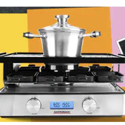 EDEKA Gewinnspiel: Raclette-Fondue-Set zu gewinnen