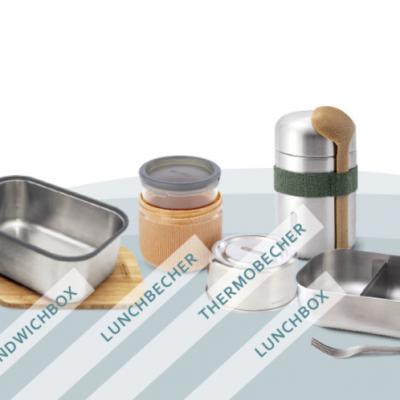 GOLF`n`STYLE Gewinnspiel: Lunch- und Sandwichboxen und Thermo-und Lunchbecher zu gewinnen