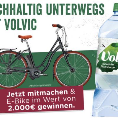 tegut Gewinnspiel: E-Bike zu gewinnen