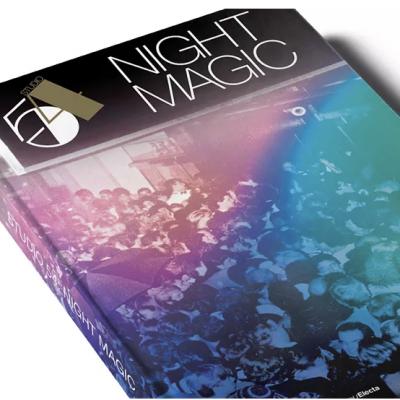BUNTE Gewinnspiel: Ticktes für Studio 54: Night Magic zu gewinnen