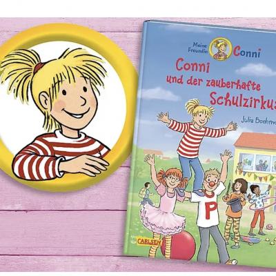 """Weltbild Gewinnspiel: Buch """"Conni"""" zu gewinnen"""
