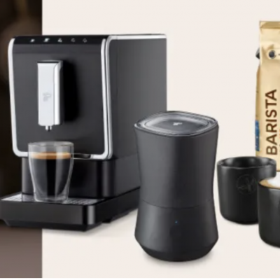 Tchibo Gewinnspiel: Kaffee Genusspaket zu gewinnen