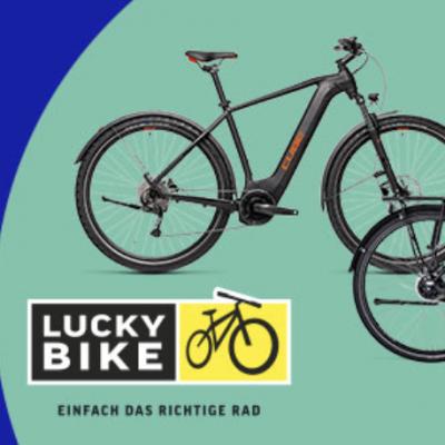 Thalia Gewinnspiel: 2.500 Euro Gutschein für Lucky Bike zu gewinnen