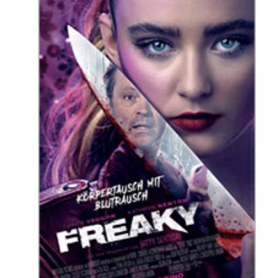"""mucke und mehr Gewinnspiel: Fanpaket vom Kinofilm """"Freaky"""" zu gewinnen"""