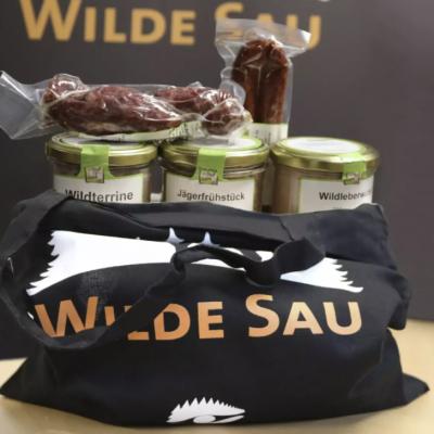 Naturpark Schwarzwald Gewinnspiel: Beutel mit Wildspazialitäten zu gewinnen