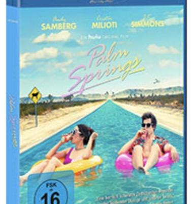 """mucke und mehr Gewinnspiel: DVD """"Palm Springs"""" zu gewinnen"""