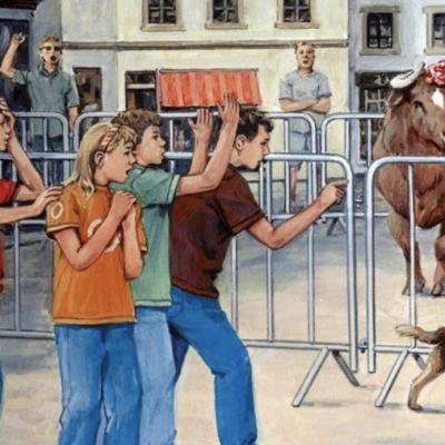 """pointer.de Gewinnspiel: Hörspiel """"Fünf Freunde und der wütende Stier"""" zu gewinnen"""