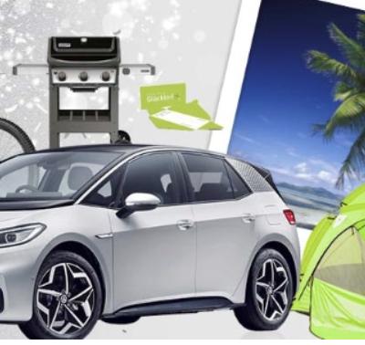 Rottler Gewinnspiel: VW ID.3, E-Bikes, Gas-Grills und vieles mehr zu gewinnen