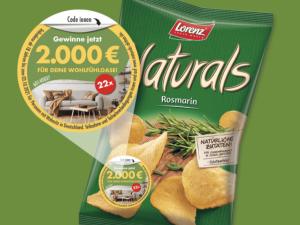 Naturals Gewinnspiel: 2000 Euro zu gewinnen