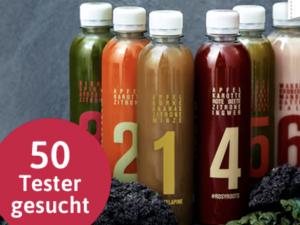 EatSmarter Gewinnspiel: 50 Drei-Tage-Saftkuren von Kale&Me zu gewinnen