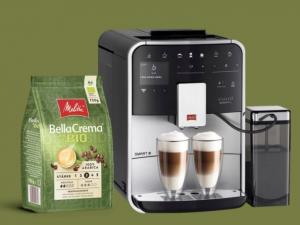 REWE Gewinnspiel: Melitta Barista TS Smart Silver Kaffeevollautomat zu gewinnen