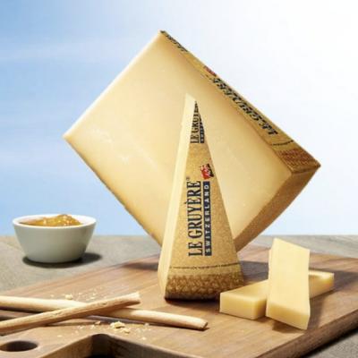 Switzerland Cheese Gewinnspiel: Brotzeitdosen und Le Gruyère AOP zu gewinnen