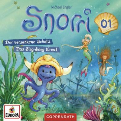 Kidslife-Magazin Gewinnspiel: CD-Sets der EUROPA Unterwasserwelten zu gewinnen