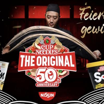 GameStar Gewinnspiel: Nissin Cup Noodles Paket zu gewinnen
